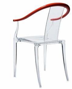 1000 id es sur le th me chaise transparente sur pinterest chaises chaise d - Chaise transparente starck ...
