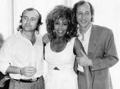 Mark Knopfler Tina Turner Phil Collins