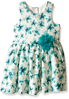 Pippa & Julie Little Girls Green Flowers Dress, Multi, 2T... https://www.amazon.com/dp/B019EHPIAQ/ref=cm_sw_r_pi_dp_x_KrbZybH4F9JN8