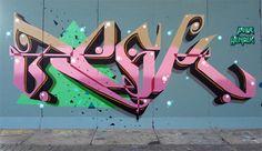 #graffiti #wildstyle #streetart