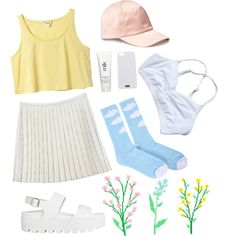 """""""MILK"""" by decayy on Polyvore"""