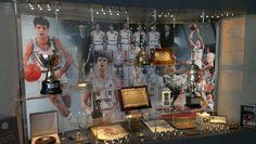 Drazen Petrovic Museum - Memorial Center - Zagreb, Croatia
