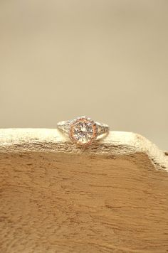 Engagement rings that take the family heirloom to the next level.  Design your own @JamesAllenRings Item #17098W14