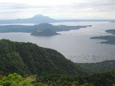 Taal Lake and Taal Volcano