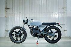Cafe Racer Special: Honda MBX 74cc by Kiddo