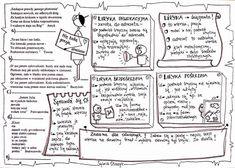 Na podsumowanie ćwiczenia klasa VIII strona 130 - 135 - mojelekcje1 Polish Language, Weekend Humor, School Notes, School Hacks, Chemistry, Back To School, Bullet Journal, Classroom, Science