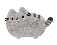 "20"" BIG Pusheen plush toy :Now you can adopt your very own Pusheen!    This brand new version of the 20"" plush is made with even fluffier, higher quality fabric than ever before! Fans of Pusheen (or cute cats in general) will love how super soft, fat and squishy this toy is. It's really just too cute!"