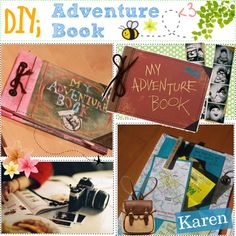 """""""DIY; Adventure Book 3"""" by every-girl-has-a-tip on Polyvore"""