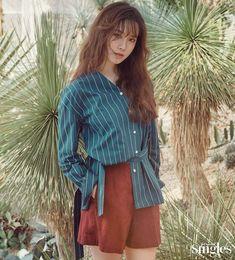Goo Hye Sun is a spring goddess for 'Singles' http://www.allkpop.com/article/2017/03/goo-hye-sun-is-a-spring-goddess-for-singles