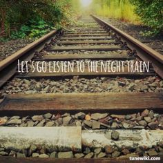 Night Train Jason Aldean