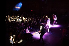 Denim & Supply Ralph Lauren Presents Live at Brooklyn Bowl concert series with Diiv
