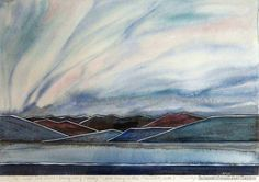 Landscape Paintings, Landscapes, Artist Painting, Printmaking, Watercolor, Abstract, Canvas, Drawings, Prints