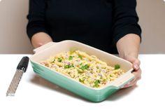 Macarrones a la carbonara exprés para dos con Thermomix Pasta Thermomix, Pasta A La Carbonara, Empanadas, Couscous, Macaroni And Cheese, Bacon, Cooking, Ethnic Recipes, Quinoa