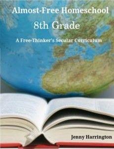 A full 8th grade secular curriculum for only 10 bucks!
