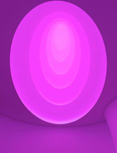 James Turrell at the Guggenheim in NYC.