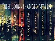 TMI TID | Literally, they changed my life. These books got me reading like crazy. TID is my favorite series and I will be forever changed by these amazing books<<<<<<yes and a Shadowhunter. Always