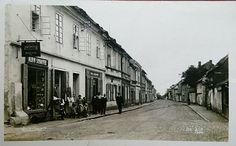 Radonice - 1924 Historia