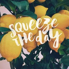 When life gives you lemons… #spon