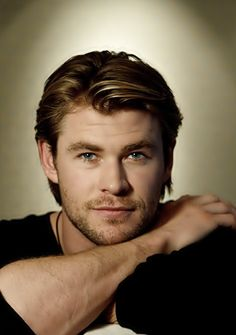 Chris Hemsworth.