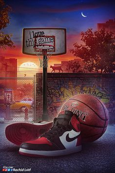 """Air Jordan 1 Retro High OG """"Bred Toe"""" Release date, February 2018 it is one of the best hybrids the Jumpman has ever done. I tried to imagine that it existed in the - - - - - - - - - - - Jordan Logo Wallpaper, Nike Wallpaper Iphone, Retro Wallpaper, Nba Pictures, Basketball Pictures, Art Michael Jordan, Kobe Bryant Pictures, Desenhos Gravity Falls, Sneakers Wallpaper"""