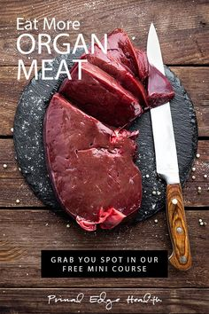 organ meats to eat on zero carb diet