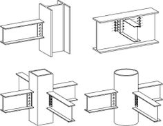 Image result for detail steel joint