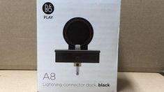 BeoPlay A8 Lightning Connector Dock Väri musta Lightning, Bottle Opener, Barware, Door Handles, Accessories, Black, Door Knobs, Black People, Lightning Storms