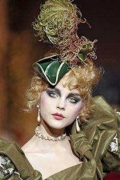 Christian Dior Haute Couture - Jessica Stam