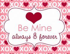 20 Sweet #Valentine #Printables on iheartnaptime.com