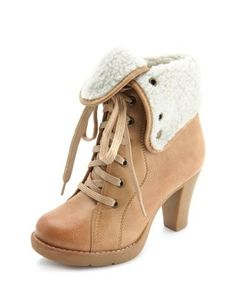 ankle boots by stupid cupid