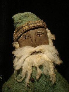 Hillstrom www.ofclothandhan...old fashioned christmas santa