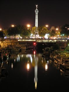 Bastille #Paris - a side trip from London...