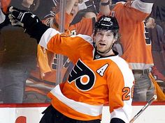 Claude Giroux #28 Philly Flyers <3