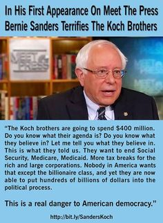 Here's your Daily Dose of Bernie Sanders! Enjoy!