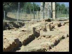 Paseo ciudad romana de Caparra
