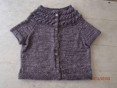 Ravelry: Grey Impression pattern by Anne B Hanssen