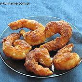 Krewetki smażone w panierce Sokcho, Onion Rings, Cooking, Ethnic Recipes, Food, Cuisine, Kitchen, Meal, Kochen