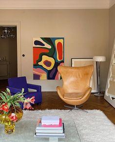 Hello you little 🥚 Home Interior Design, Interior And Exterior, Interior Decorating, Danish Interior, Interior Designing, Modern Interior, Interior Inspiration, Room Inspiration, Aesthetic Room Decor