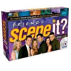 Scene It: Friends DVD Board Game