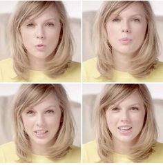 tay without much makeup