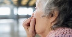 Older people are more scared of dementia than cancer, poll finds. There are around people with dementia in the UK but this figure is expected to rise in coming years Picture: Alamy - Telegraph Old People Falling, Reflux Gastrique, Old Age, Elderly Care, Adult Children, Alzheimers, Loneliness, Grief, Diabetes