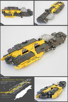 TEMPEST Bombardment Platform | Flickr - Photo Sharing!