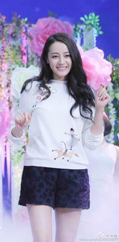 Kites-Chinese Actresses-Dilraba Dilmurat-Địch Lệ Nhiệt Ba (迪丽热巴)-Trang 9 - We Fly Female Actresses, Korean Actresses, Asian Woman, Asian Girl, Famous Stars, Chinese Actress, Beautiful Asian Women, Sweet Girls, Ulzzang Girl