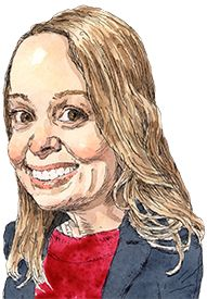 2013 Forty Under Forty - Larissa Benbow, 35 Head of Investments, HBOS Final Salary Pension Scheme