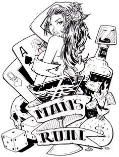 Man's Ruin by ~phayce on deviantART