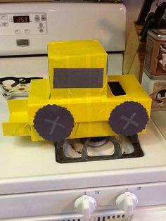 Daycen's loader valentine box