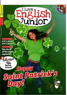 I LOVE ENGLISH JUNIOR  nº 82 (Marzo-abril 2014)