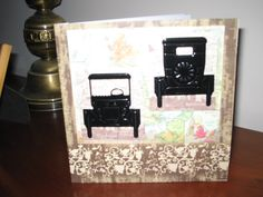 Times Past Cardmaking, Times, Cards, Making Cards, Map