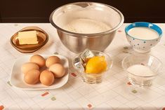 pasca-cu-branza-si-stafide-ingrediente Easter Recipes, Eggs, Breakfast, Morning Coffee, Egg, Egg As Food