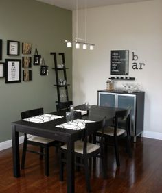 Ikea Bjursta BÖrje Table And 6 Chairs Extendable Dining With Two Extra Leaves Seats 10 So You Can Quickly Easily Adapt The